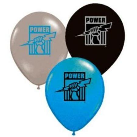 AFL Printed Latex Balloons Party Supplies Perth Balloon World