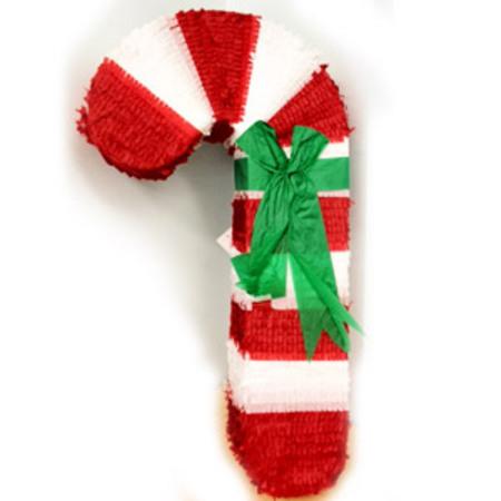Christmas Pinata.Candy Cane Pinata M65579