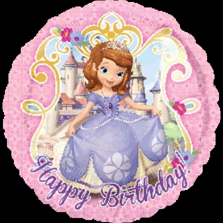 Sofia The First Party Supplies Party Supplies Perth Balloon World