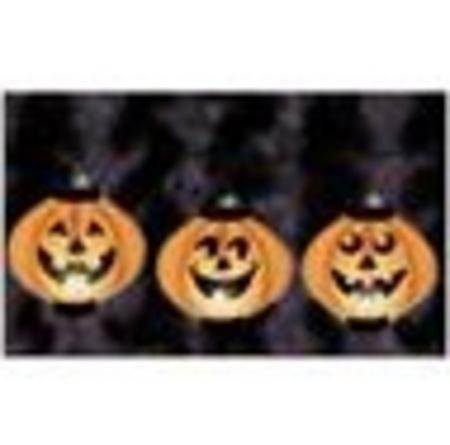 Halloween Light Up Lanterns AM240658