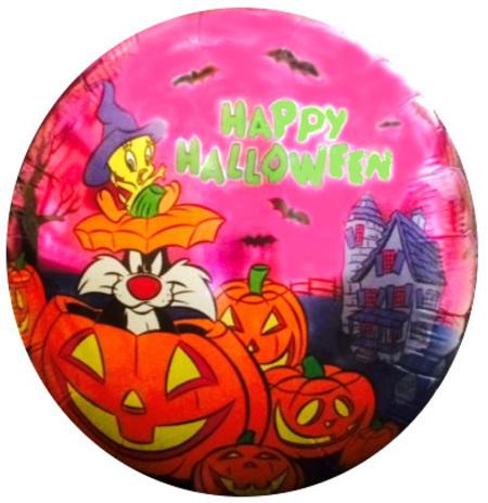 Happy Halloween Sylvester & Tweety Unpackaged Foil Balloon ANA07187
