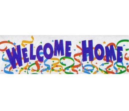 Welcome Home Party Supplies Party Supplies Perth - Balloon ...