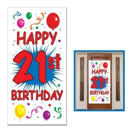 Door Posters Party Supplies Perth - Balloon World
