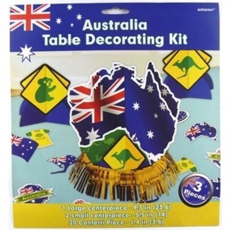 Australia Day Table Decorating Kit AM714437