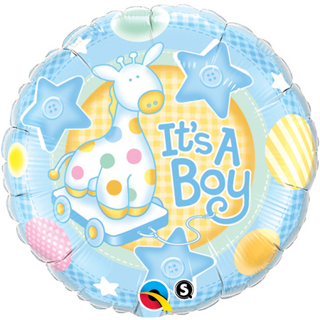 It\'s A Boy Party Supplies Party Supplies Perth - Balloon World