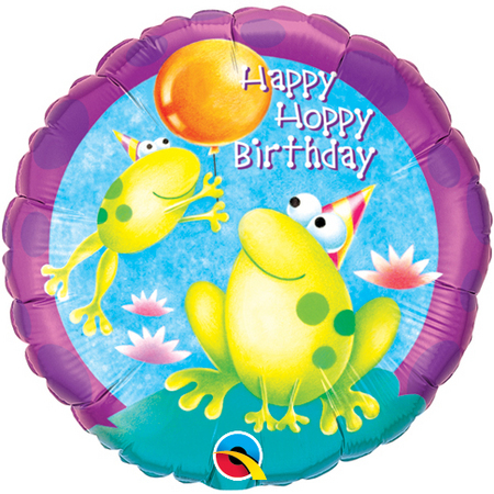18 inch (45cm) General Birthday Foil Balloons Party Supplies Perth ...