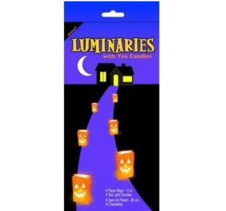 Halloween Candle Illuminaries AM172501