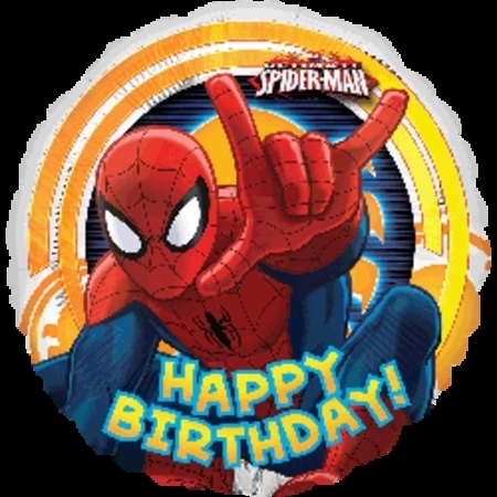 Spiderman Party Supplies Party Supplies Perth - Balloon World