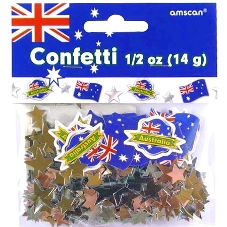 Australia Day Confetti AM714482