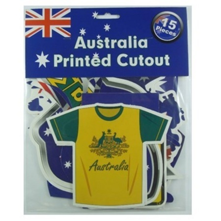 Australia Day Cutouts AM714475