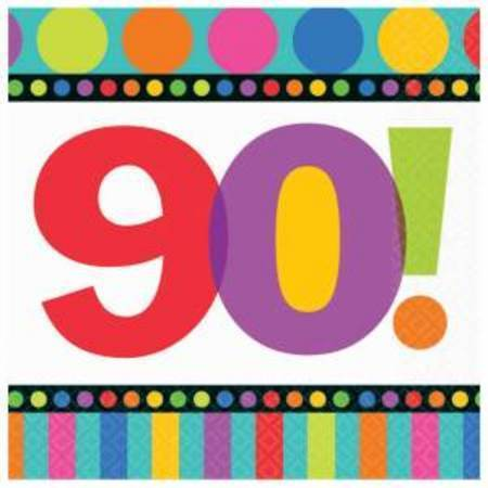 Very best 90th Birthday Party Supplies Party Supplies Perth - Balloon World TI78
