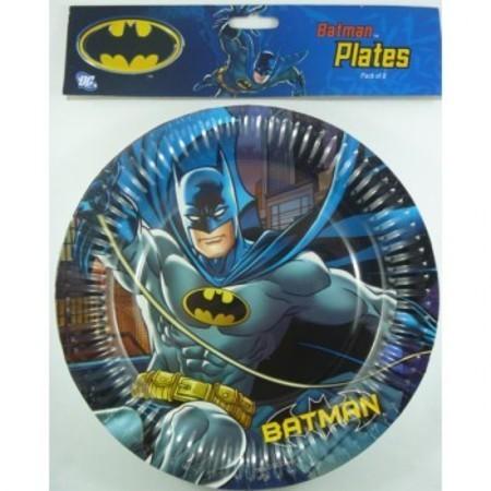Batman Plates  sc 1 st  Balloon World & Batman Party Supplies Party Supplies Perth - Balloon World