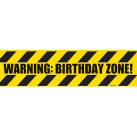 Birthday Signs Amp Banners Party Supplies Perth Balloon World